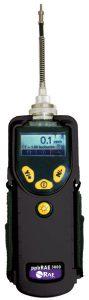 Handheld volatile organic compound (VOC) monitor